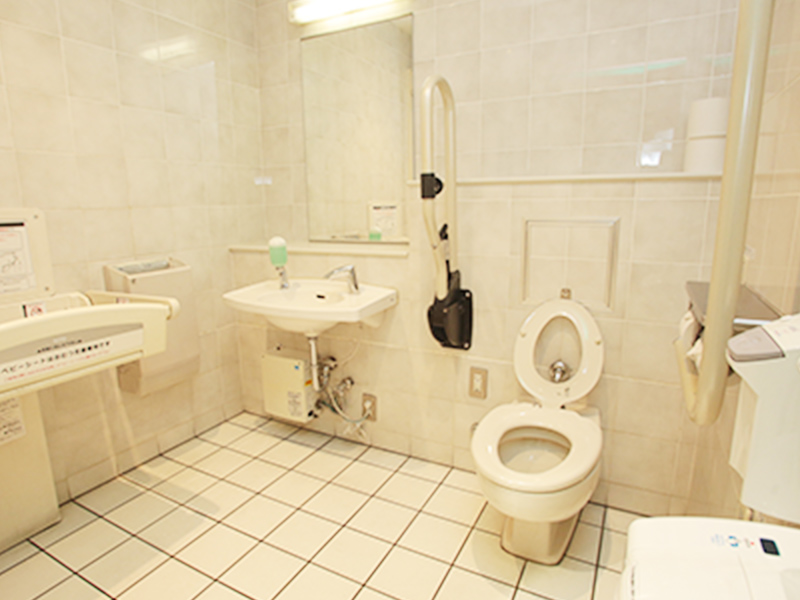 Multipurpose Bathroom